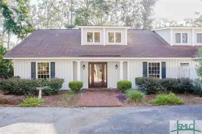 Chatham County Single Family Home For Sale: 4 Captain Kirk Lane
