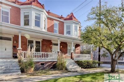 Savannah Condo/Townhouse For Sale: 420 E Waldburg Street #B
