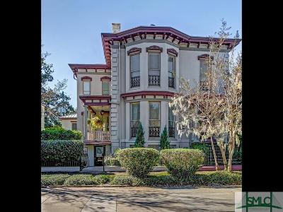 Savannah Multi Family Home For Sale: 17 W Park Avenue