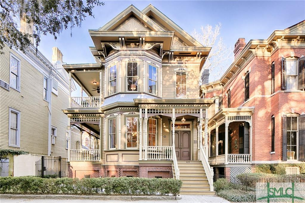 611 Whitaker, Savannah, GA, 31401, Historic Savannah Home For Sale