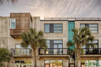 Savannah Condo/Townhouse For Sale: 2406 De Soto #B