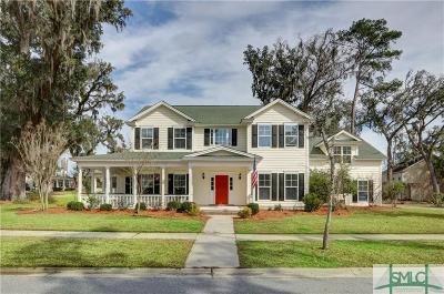 Savannah Single Family Home For Sale: 25 Harvest Moon Drive