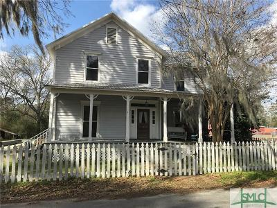 Single Family Home For Sale: 207 5th Avenue