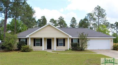 Guyton Single Family Home For Sale: 311 Saranac Way
