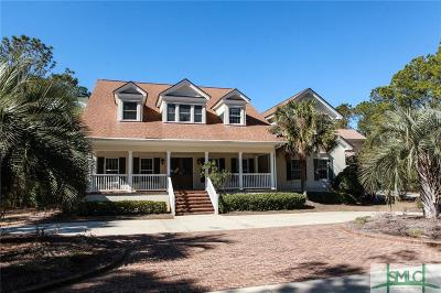 Savannah Single Family Home For Sale: 119 Meriweather Drive