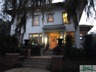 Savannah Single Family Home For Sale: 101 E 34th Street