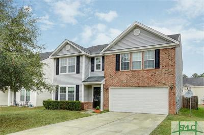 Port Wentworth Single Family Home For Sale: 8 Holly Springs Circle
