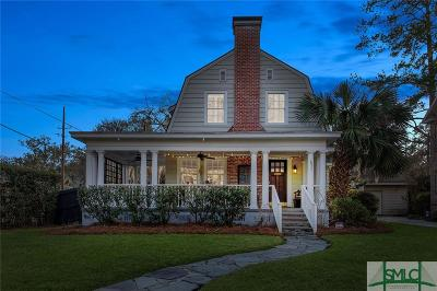 Savannah Single Family Home For Sale: 531 E 45th Street