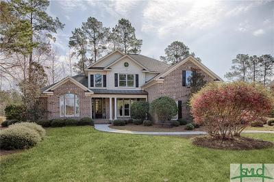 Pooler Single Family Home For Sale: 102 Grand View Drive