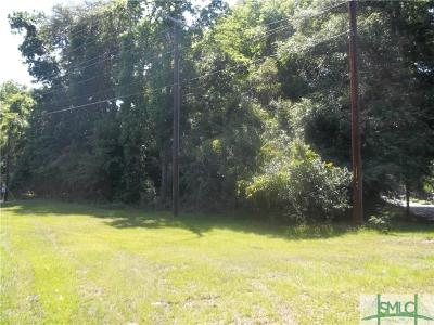 Savannah Residential Lots & Land For Sale: Coffee Bluff Road
