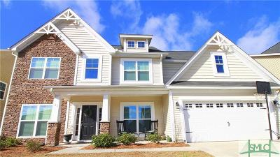 Savannah GA Single Family Home For Sale: $289,000