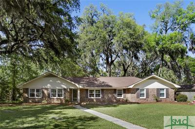 Savannah Single Family Home For Sale: 101 Suffolk Road