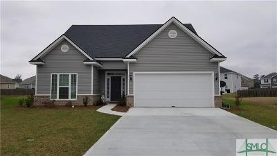 Savannah GA Single Family Home For Sale: $239,900