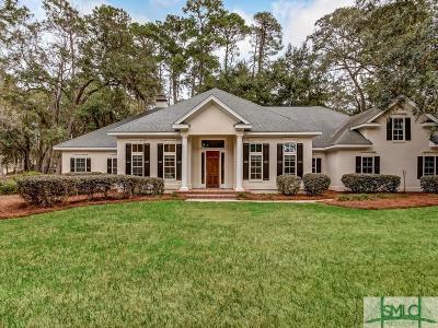 Savannah Single Family Home For Sale: 1 Tarrow Ridge Road