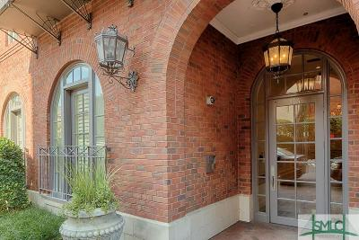 Savannah Condo/Townhouse For Sale: 316 E State Street #3B