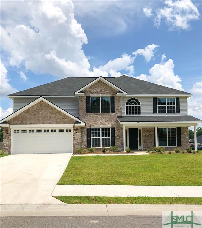 563 Nashview, Allenhurst, GA, 31301, Allenhurst Home For Sale