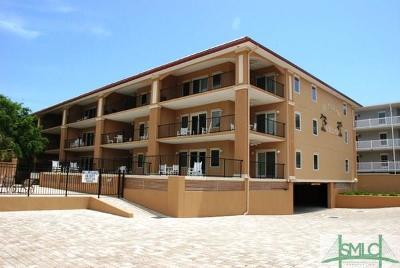 Tybee Island Condo/Townhouse For Sale: 3 15th Street #103