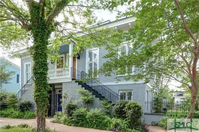 Savannah Single Family Home For Sale: 209 E Park Avenue