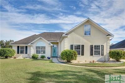 Pooler Single Family Home For Sale: 112 Legends Road