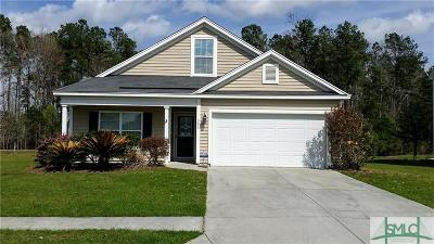 Pooler Single Family Home For Sale: 306 Southwilde Way