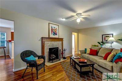 Savannah Single Family Home For Sale: 29 Nancy Place