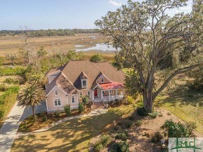 Townsend Single Family Home For Sale: 2441 Coopers Point Drive NE