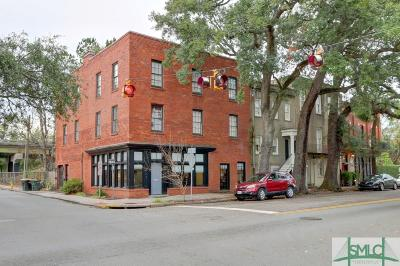 Savannah Condo/Townhouse For Sale: 404 W Taylor Street #2