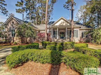 Savannah Single Family Home For Sale: 9 Rum Runners Alley
