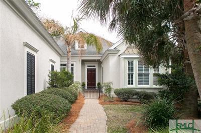 Savannah Single Family Home For Sale: 5 Breakfast Court