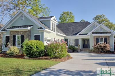 Pooler Single Family Home For Sale: 214 Spanton Crescent