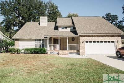 Savannah Single Family Home For Sale: 108 Sweet Gum Road