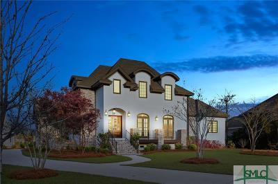 Savannah Single Family Home For Sale: 861 Southbridge Boulevard