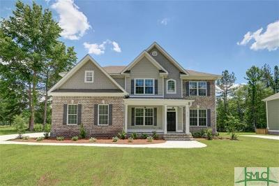 Rincon Single Family Home For Sale: 102 Piedmont Circle