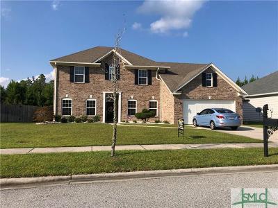 Single Family Home For Sale: 116 Broken Bit Circle