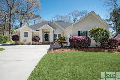 Savannah Single Family Home For Sale: 110 Hickory Grove Lane
