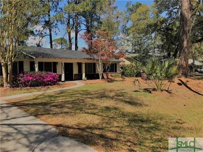 Savannah Single Family Home For Sale: 1731 Walthour Road