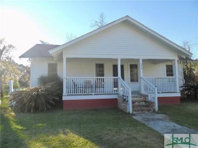 Savannah GA Multi Family Home For Sale: $329,000