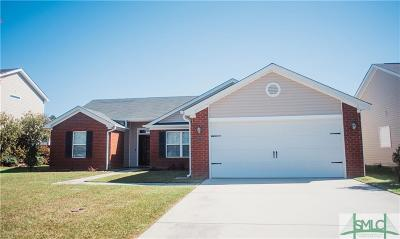 Pooler Single Family Home For Sale: 240 Harmony