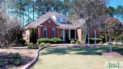 Single Family Home For Sale: 24 Lake Heron Court W