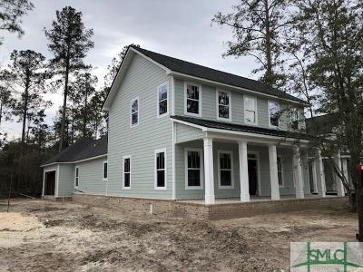 Richmond Hill Single Family Home For Sale: 245 Blackjack Oak Drive W
