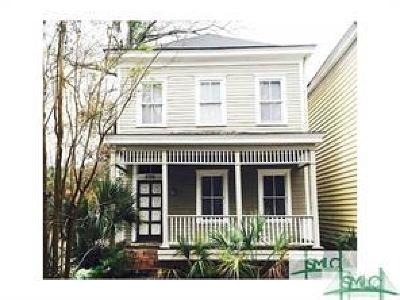 Savannah Single Family Home For Sale: 506 E Park Avenue