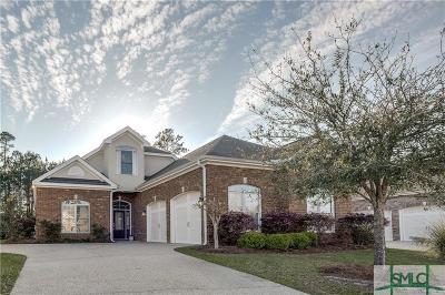 Savannah Single Family Home For Sale: 8 Lazy Hammock Court