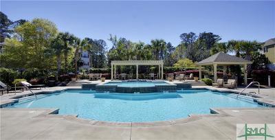 Savannah Condo/Townhouse For Sale: 8106 Walden Park Drive #8106