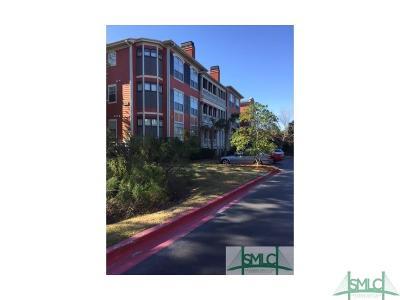 Savannah Condo/Townhouse For Sale: 2423 Whitemarsh Way