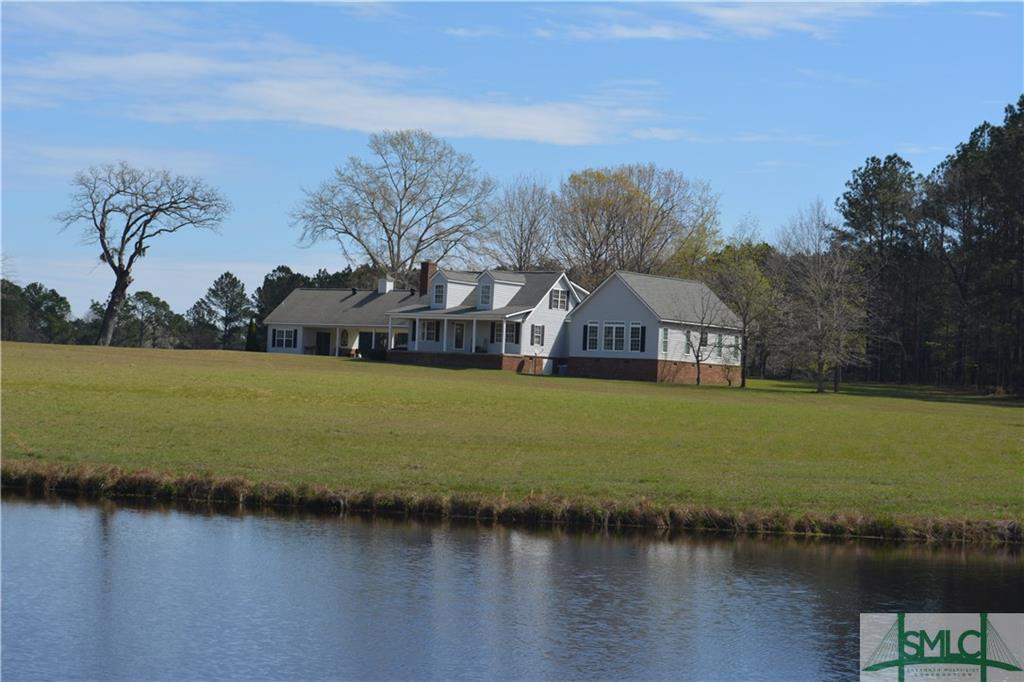 1020 Rogers Rd, Metter, GA, 30420, Metter Home For Sale