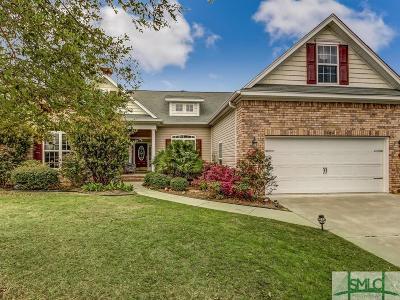 Savannah Single Family Home For Sale: 184 Grayson Avenue