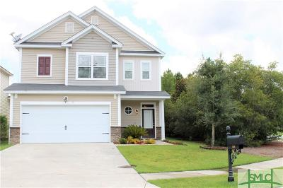 Savannah Single Family Home For Sale: 133 Chapel Lake S