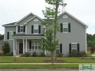 Richmond Hill Single Family Home For Sale: 549 Bristol Way