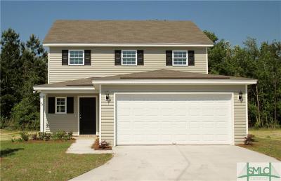 Savannah Single Family Home For Sale: 140 Ristona Drive