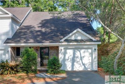 Savannah Condo/Townhouse For Sale: 11903 Apache Avenue #6